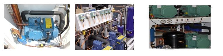 Konfor iklimlendirme soğutma sistem